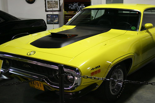 Floyd Garret Muscle Car Museum Plymouth GTX