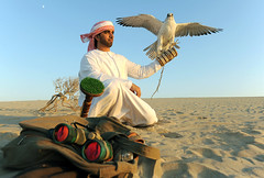 World Filled With Love (Abdullateef Al Marzouqi) Tags: heritage desert abudhabi falcon local