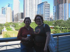 Mom and Me at the GRB