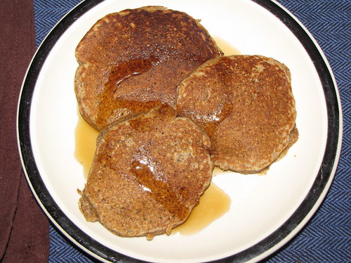 acorn pancakes