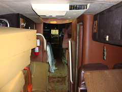 lower interior PD4501-858 (pd45017712003) Tags: greyhound bus gmc scenicruiser pd4501