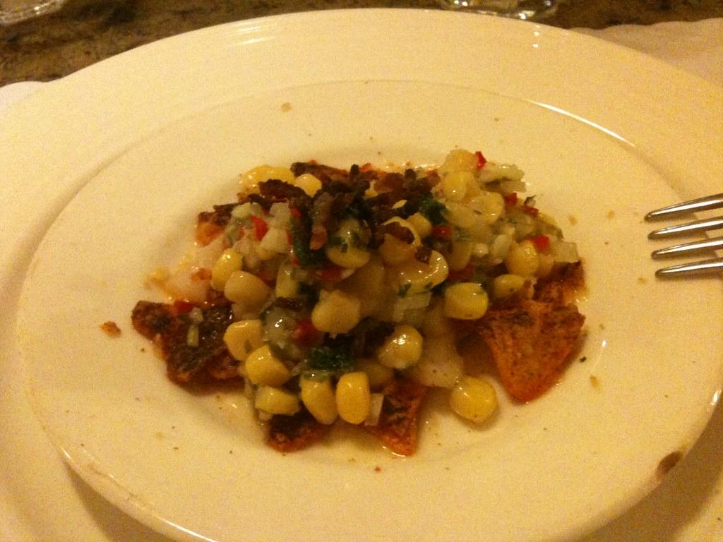 墨西哥玉米脆餅魚