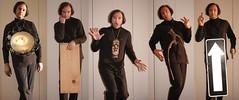 Medallions - Fast Halloween Costumes (Dan Zen) Tags: halloween costume medallion easy quick danzen