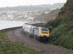 HST at Dawlish Warren (rcarpe2) Tags: train warren 125 hst dawlish
