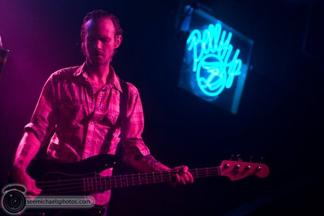 Minus the Bear at Belly Up 110209 © Michael Klayman-036