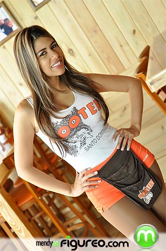 Chicas Hooter Republica Dominicana 7