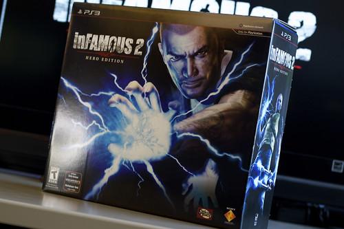 inFAMOUS 2: Hero Edition
