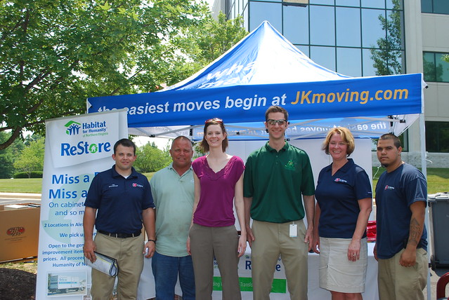 JK, PC Recyclers and Habitat -- longtime partners