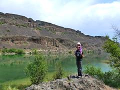P1000120 (tylerhill75) Tags: stella camping tyler dryfalls deeplake dryfallsstatepark