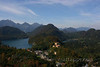 14-Lakes Behind Neuschwanstein Castle