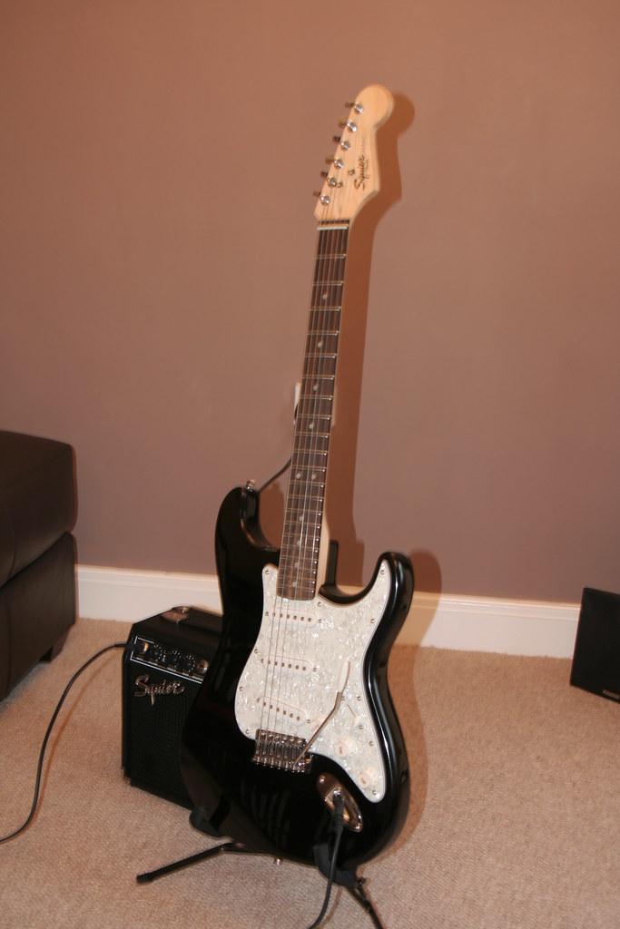 My new guitar