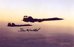 YF-12 / DON MALLICK (famille.sebile) Tags: test body space cockpit nasa collection autograph edwards usaf takeoff f8 blackbird pilot autographe pilots sr71 valkyrie esa signed lifting afb yeager decollage naca flown naa xb70 m2f3 xplanes mallick cnes m2f2 yf12 m2f1 parasev atterrissagelanding