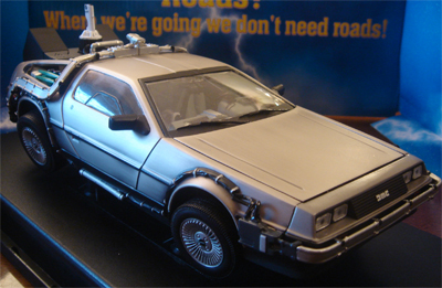 de lorean left