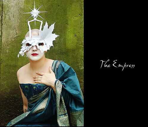 Tarot of Masks - The Empress