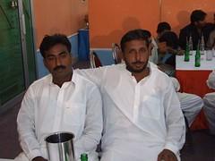 Asif Bajwa of Chichawatni and Malik Nadeem Khokhar of Burewala (mr.chichawatni) Tags: pakistan ali punjab ppp cheema jutt chichawatni sahiwal warraich pp225