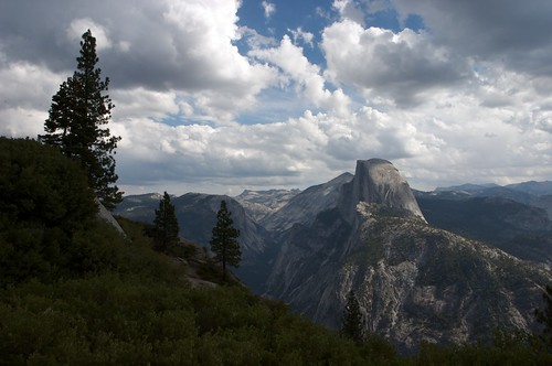 Photo of the Day: Half Dome from Washburn Point by Brian Hannah