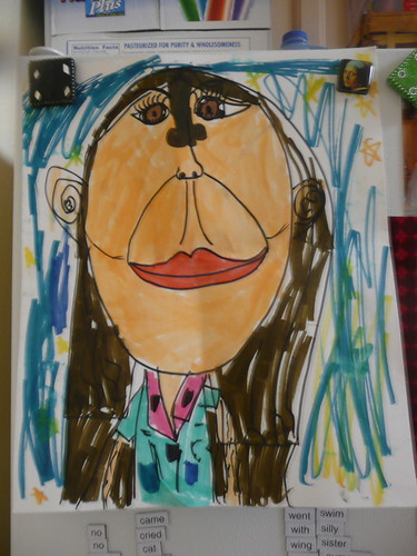 ana's self portrait