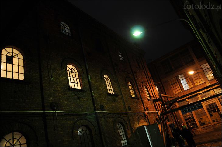 XIX-wieczny kompleks fabryczny na Tymienieckiego w Łodzi