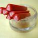 Dollhouse Miniature - Strawberry Fruit Cane - SUPPLIES