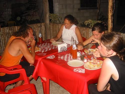 Typisch Mexicaans eten in Tulum