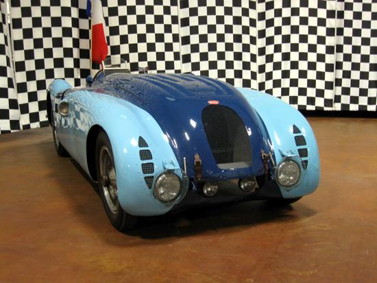 1936 Bugatti 57G (Click to enlarge)