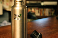Klean Kanteen by mason13a, on Flickr