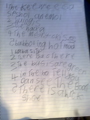 Lilly's Assignment. Part 1