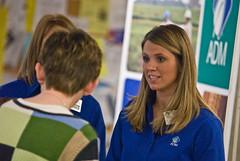 Career Fair 2009 at UIS