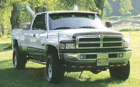 diesel dodge ram cummins 2500