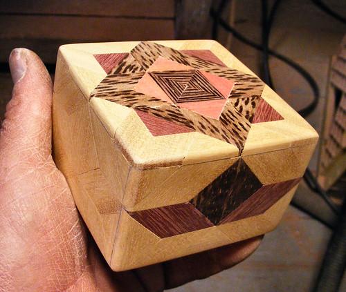 Making a Tiny Sq Box #30