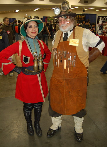 Wonder Con 2009: Steampunks