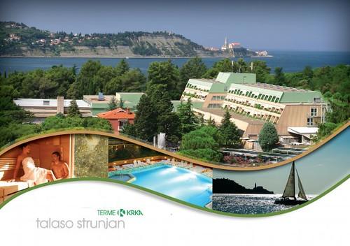Hotel Talaso Strunjan, Slovenia