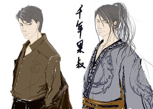 暂时不来更新了= =大家毕设后见吧!——图 - yukikaze-yamap - 腐爛之地—matsuki