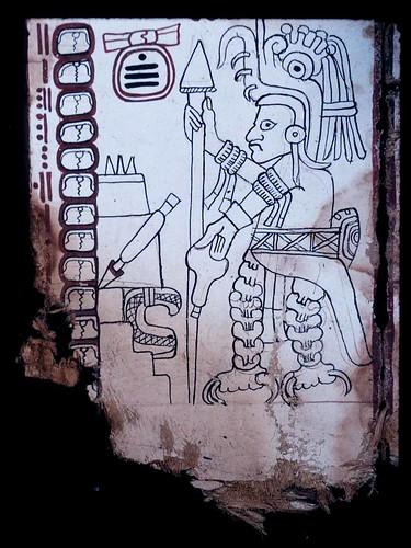 024-Códice Grolier- muestra de pagina4