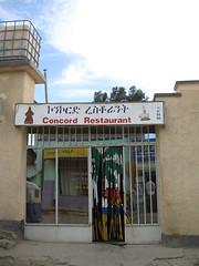 Restaurant Concord, Mekele