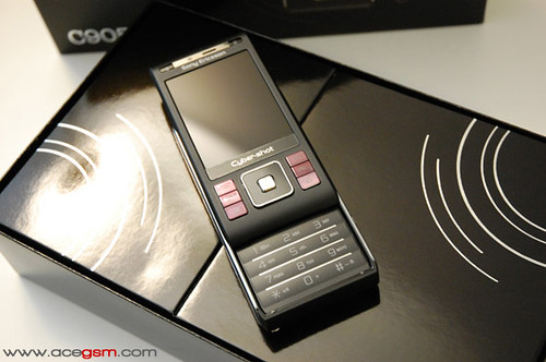 Sony Ericsson Xperia X1 Black (Set)
