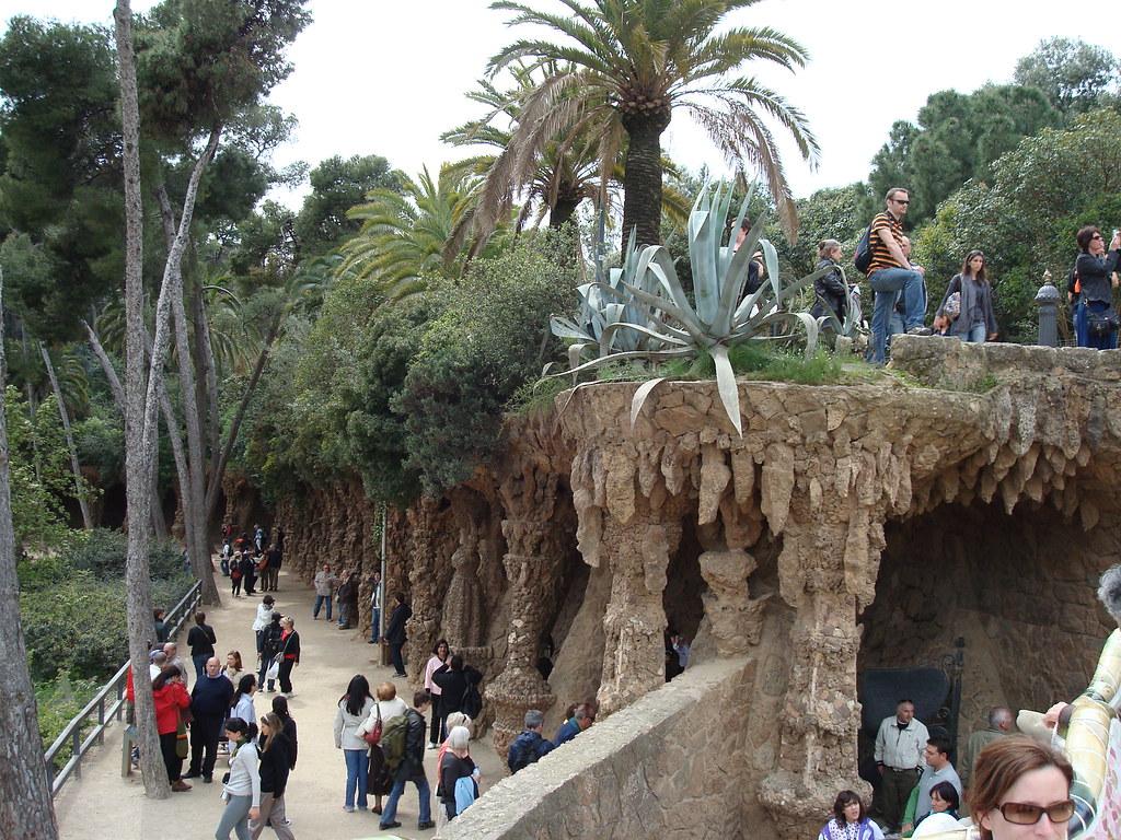 DSC03041 Barcelona park Güell
