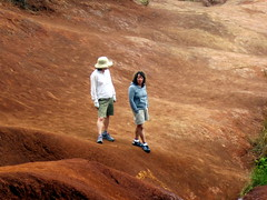Day 4-80 (djfrantic) Tags: summer vacation island hawaii hiking trail kauai fourthofjuly waimea kalalau waimeacanyon gardenisland reddirt piheatrail kokeestatepark awaawapuhitrail