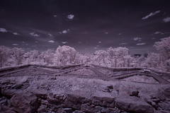 Sky Over Ft. Negley (edwin.donnelly) Tags: canon ir nashville photos canoneos20d infrared firstplace discovery canonefs1022mmf3545usm awesomeshot otw fortnegley lifepixel infraredconverted mycameraneverlies fickrestrellas oneofmypics