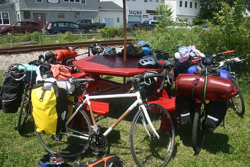 Bike Break Circle