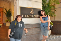 In Front of The Ritz-Carlton Cleveland