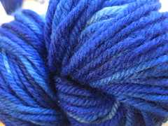 Tahoe Blue Worsted