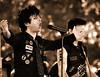 Green Day (noamgalai) Tags: nyc portrait music ny newyork rock sepia concert singing band gloria sing greenday billyjoearmstrong timeofyourlife boulevardofbrokendreams הופעה noamgalai נועםגלאי aplusphoto 21guns sitemusic 21stcenturybreakdown גריןדיי
