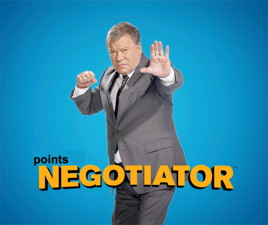 points negotiator