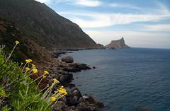 Marettimo costa (cirospat) Tags: isola egadi marettimo