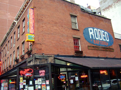 Midtown Happy Hour: Rodeo Bar