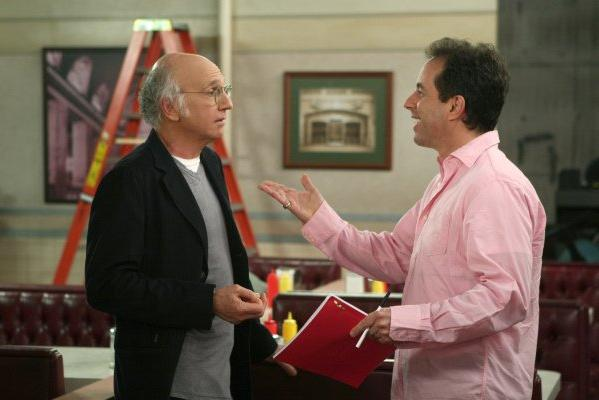Larry David Y Jerry Seinfeld