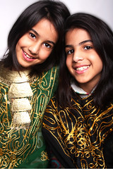 R A M A D A N (Ghadeer Q) Tags: portrait beauty smile kids canon traditional kuwait ramadan  homestudio   canon24105  welcomeramadan