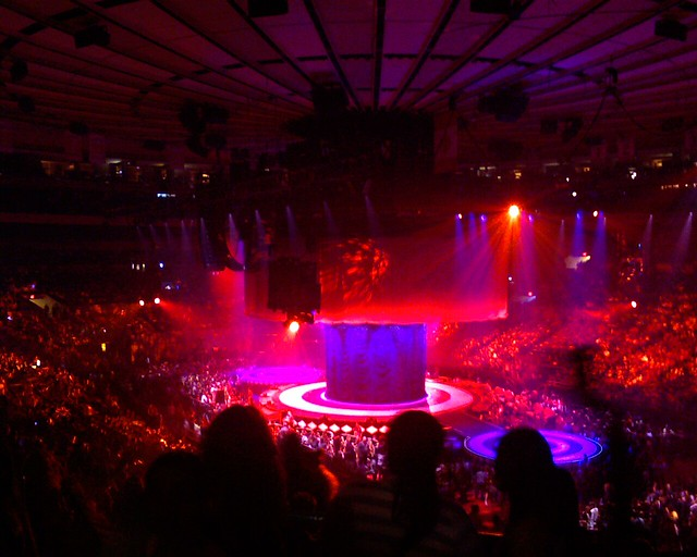 madison square garden (britney spears) by kevin scott koepke photography