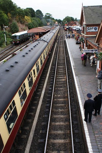 Severn Valley Railway Station